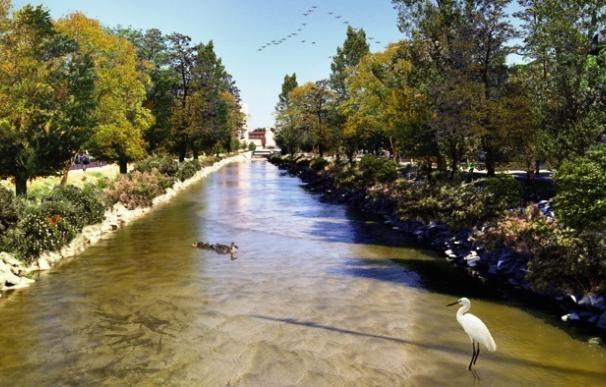 El Ayuntamiento de Madrid iniciará las obras de la primera fase renaturalización del río Manzanares