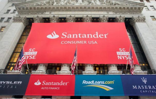 Santander busca ahorrar 100 millones en EEUU con su retorno a la normalidad