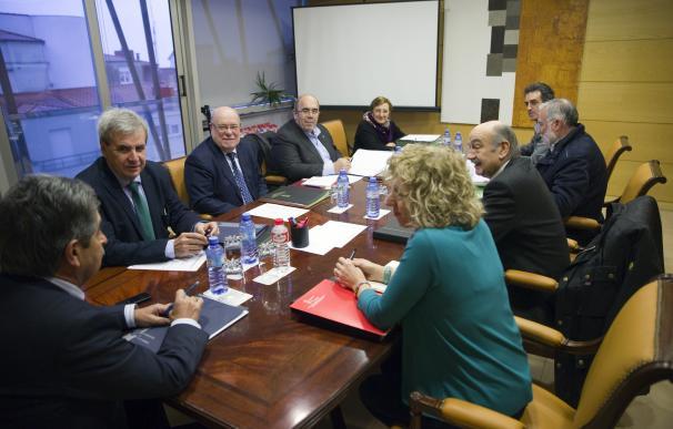 Comienzan los trámites para mejorar el acceso a La Cárcoba, en Miera, con 1,8 millones de inversión