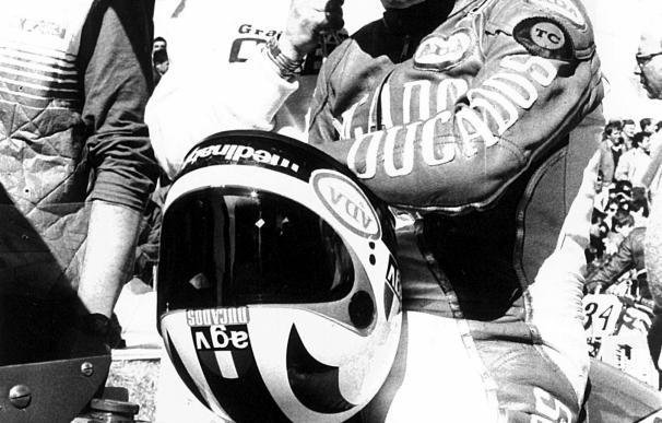 (Perfil) Ángel Nieto, el pionero de la moto en España