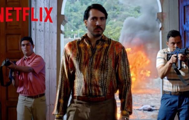 Tráiler Narcos tercera temporada