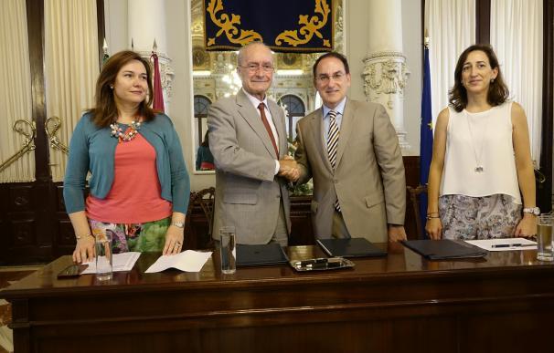 El Ayuntamiento y la CEM impulsan las inversiones en Málaga