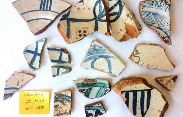 La UV inventaría miles de fragmentos arqueológicos hallados en el subsuelo de La Nau