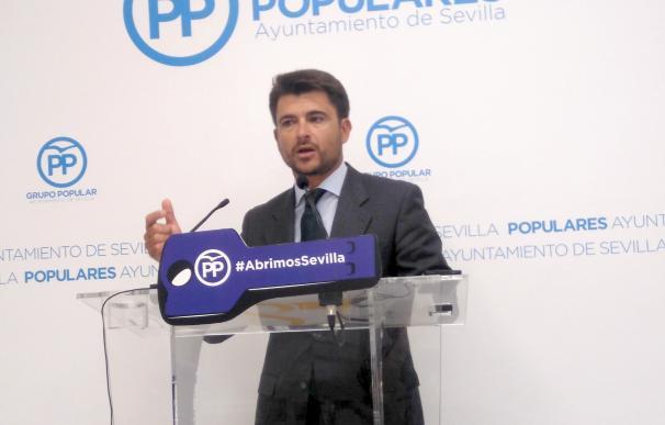 """PP lamenta que Espadas """"no respete el Pleno"""" y convierta """"la ilusión"""" de los vecinos """"en frustración"""""""