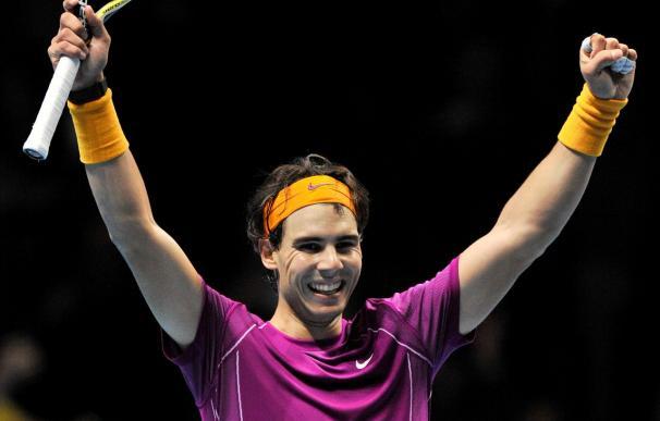 Nadal alcanza su primera final en el Masters tras vencer a Murray