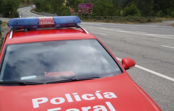 Campaña especial de tráfico en Navarra sobre el consumo de alcohol y drogas durante el puente festivo
