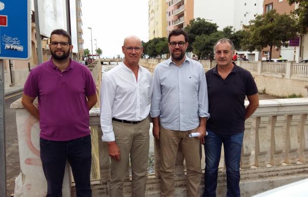 Palma y Llucmajor acuerdan mejorar la conectividad ecológica y urbana del Torrent dels Jueus