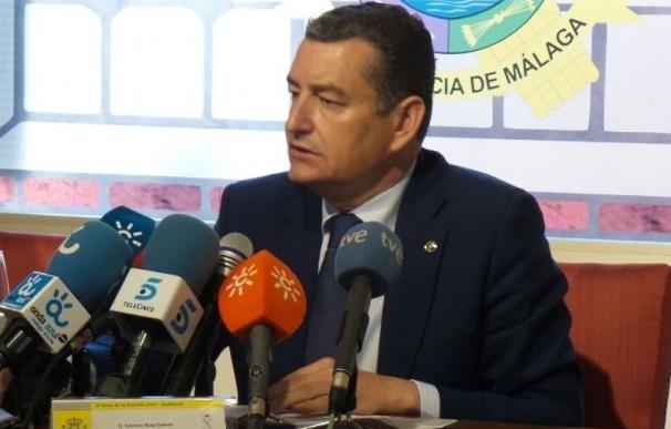 Sanz dice que la convocatoria de becas generales publicada este jueves beneficiará a unas 200.000 familias en Andalucía