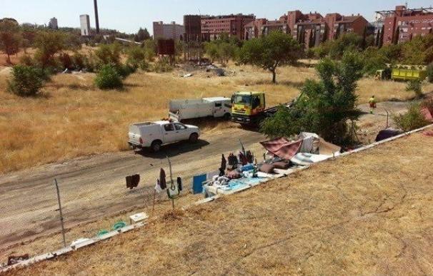 Adif reivindica el mantenimiento de sus terrenos de Delicias y recuerda que prepara un protocolo para reordenarla