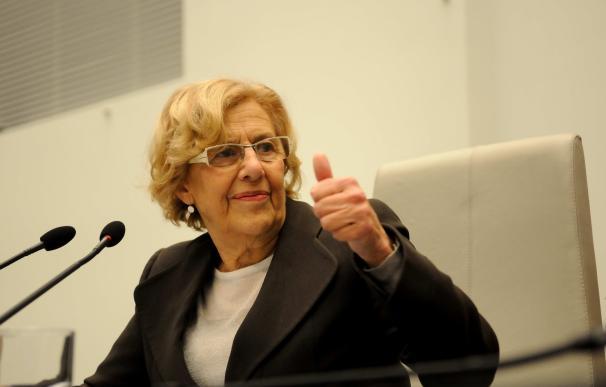Carmena se reúne con Montoro después de que Ayuntamiento y Ministerio discreparan sobre el techo de gasto