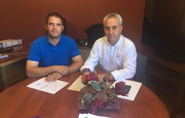 La Diputación realiza obras de mejora en Conquista y Valsequillo con una inversión cercana a 60.000 euros