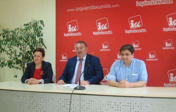 IU de Asturias propone un pacto con Podemos para crear una propuesta contra la pobreza energética