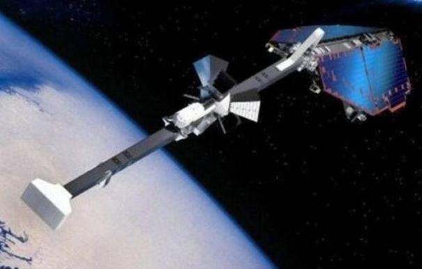 El primer satélite de comunicación cuántica chino logra enviar datos a la tierra