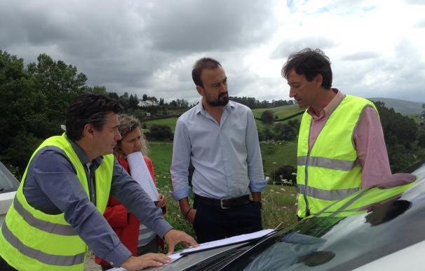 La rehabilitación de la carretera de La Montaña costará cerca de un millón de euros