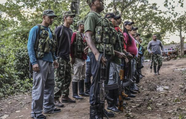 Las FARC entrega una lista de 6.804 guerrilleros en zonas de desarme