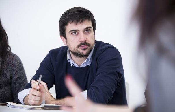 Unidos Podemos lleva al Ministerio de Justicia ante la Agencia de Protección de Datos para investigar el fallo de LexNet