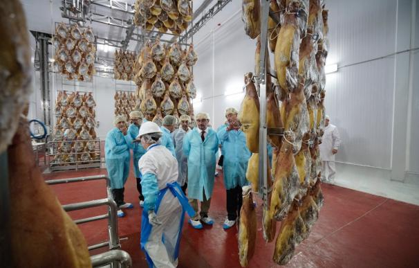 El Museo del Jamón de Calamocha, referente de la industria agroalimentaria aragonesa