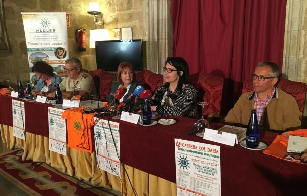 León renueva su compromiso solidario con Alcles en la IV Carrera 'Corre por la vida', el 24 de septiembre