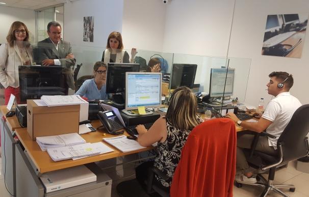 DPZ y el Instituto de Servicios Sociales renuevan el convenio de teleasistencia