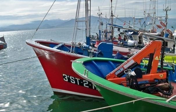 Pesqueros cántabros han desembarcado ya cerca de un millón de kilos de bonito