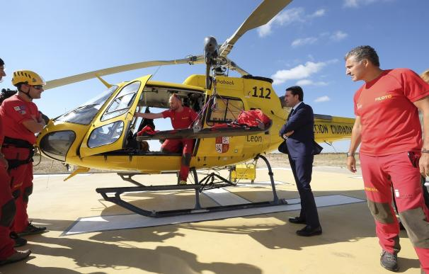 ((Corr))El Grupo de Rescate y Salvamento de CyL ha realizado 154 intervenciones desde 2015