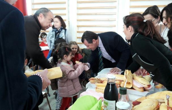 Más de 750 alumnos de nueve centros educativos participan en el programa 'Degusta Jaén en tu Colegio'