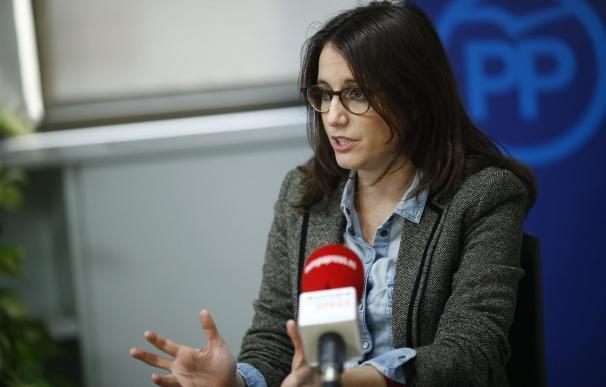 """Levy (PP) admite que en España pueden existir """"naciones sin Estado"""", pero ya están recogidas como """"nacionalidad"""""""