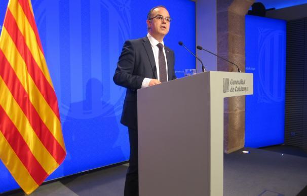 """El Govern avisa a Rajoy de que ningún """"ofertón"""" le hará replantear el referéndum"""