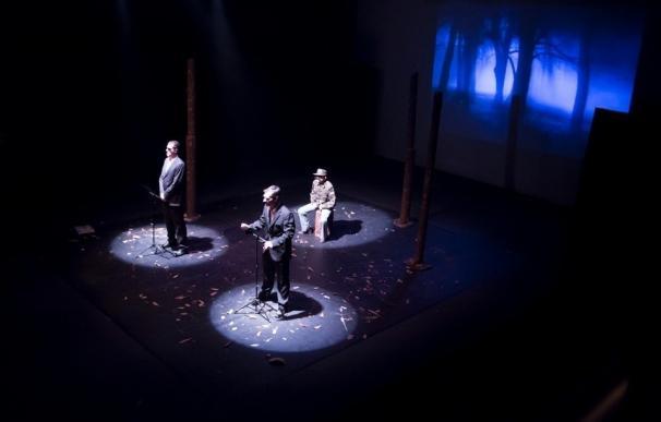 La obra de teatro 'Despiadados' se representa gratis este fin de semana en el Palacio Marqueses de La Algaba