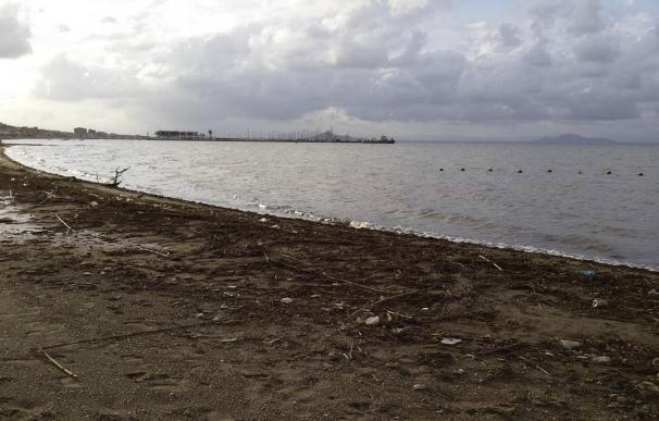 Aviso amarillo y naranja ante la previsión de lluvias que pueden llegar a acumular hasta 30 litros por m2 en la Región