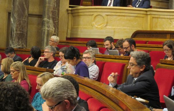 """La CUP responsabiliza a Aena y a las """"políticas neoliberales"""" del conflicto de El Prat"""