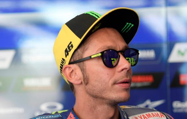 """Rossi: """"El Red Bull Ring no es una pista muy favorable para nosotros"""""""