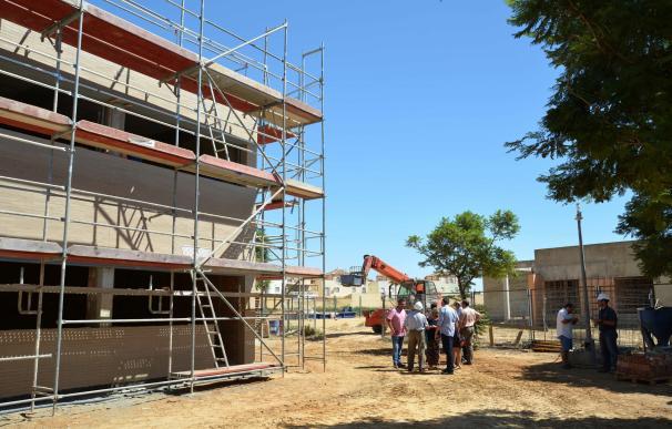 La Junta invierte más de 265.000 euros en el CEIP Talhara de Benacazón