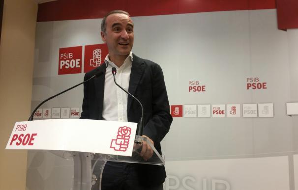 """PSIB censura """"promesas vagas"""" de Rajoy y exige calendario para el REB y el sistema de financiación"""