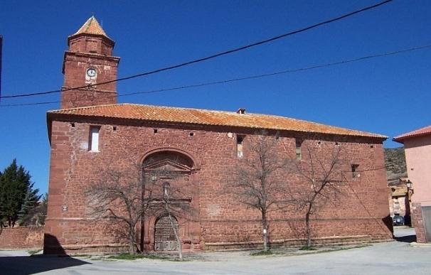 Cultura inicia la restauración de la cubierta de la Iglesia de Santa Catalina de Ródenas