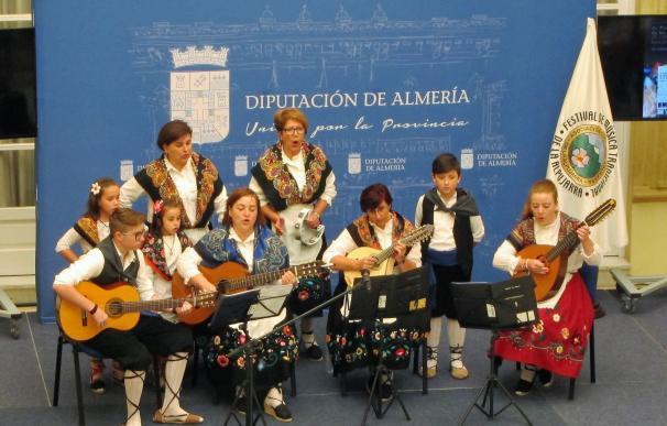 El Festival de Música Tradicional de La Alpujarra vuelve a Laujar de Andarax después de 30 años