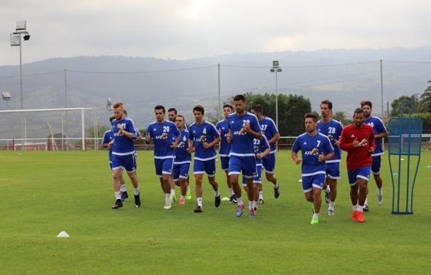 Los jugadores de Sesiones AFE Javi Medina, David Álvarez y Jorge Seral encuentran equipo