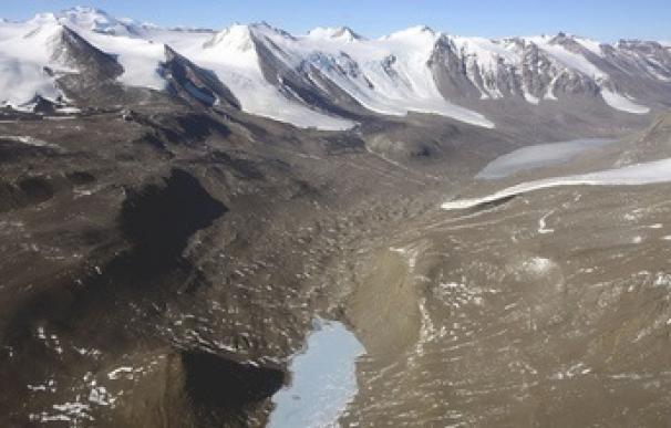 Un temporal extremo puede cambiar la trayectoria global de un ecosistema polar, según un estudio