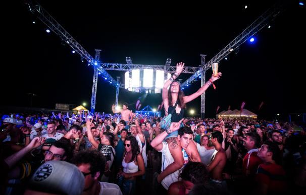 Dreambeach Villaricos abre este jueves sus puertas a 160.000 asistentes con una gran fiesta de bienvenida