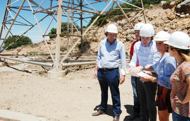 Junta autoriza la construcción del proyecto modificado para renovar el parque eólico de El Cabrito en Tarifa