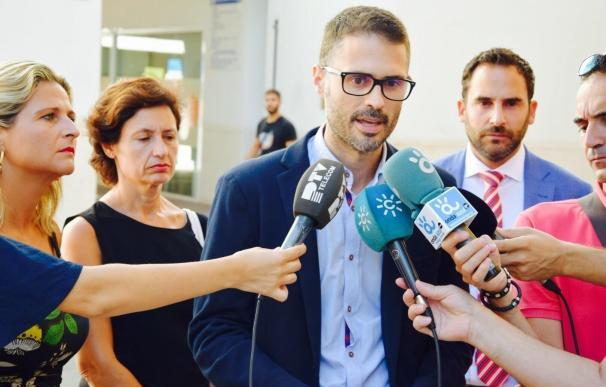 """PSOE-A: PP-A tiene que defender """"una posición única"""" para que Rajoy """"deje de recortar más de 5.500 millones"""""""