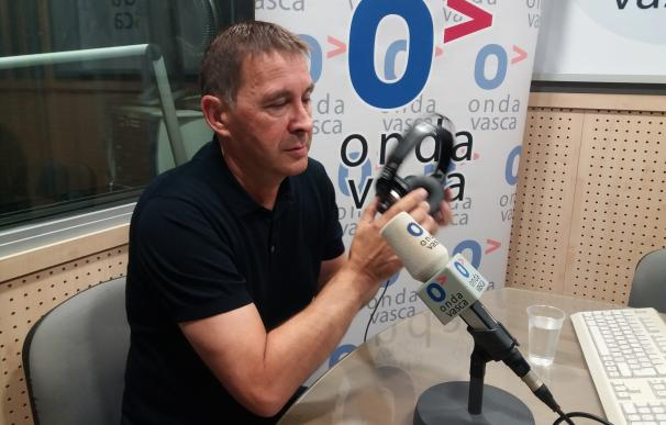 """Otegi cree que, con el tema del turismo, se quiere dar imagen de una EH Bildu """"alocada"""" para tapar los pactos PNV-PP-PSE"""