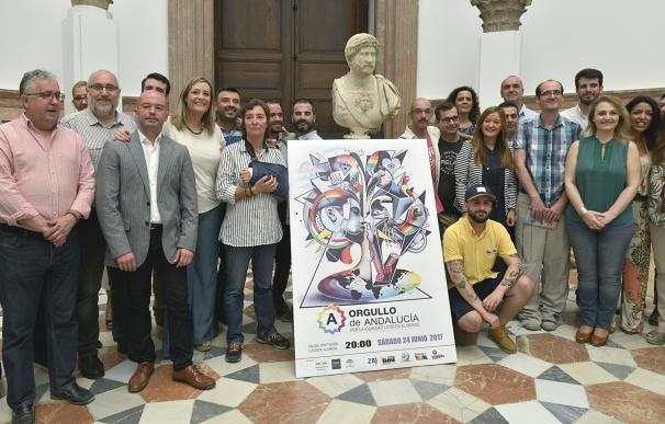 La manifestación del Orgullo Lgtbi de Andalucía 2017 se celebrará en Sevilla el próximo 24 de junio