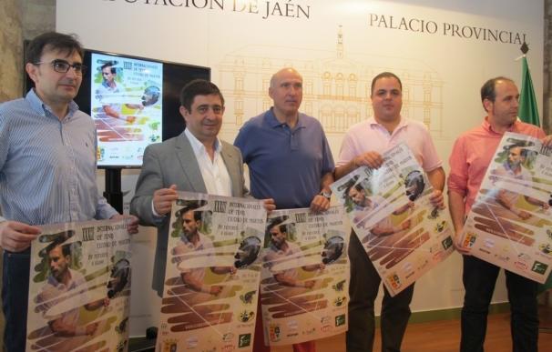 Promesas del tenis mundial se darán cita en Martos en la XXXIII edición de su torneo internacional