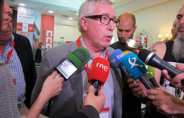 """Toxo dice que """"está por ver"""" si hay reunión con la CEOE y le pide que """"retire"""" la propuesta sobre las mutuas"""