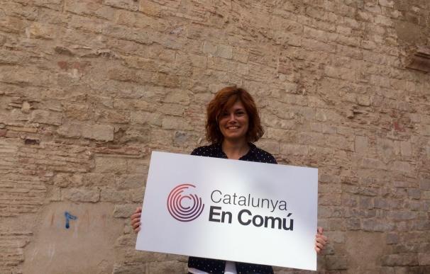 """Los 'comuns' aseguran que el Ayuntamiento de Barcelona no será un """"impedimento"""" al 1-O"""