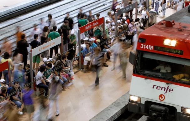 Normalizado el servicio de Renfe entre Atocha y Vallecas