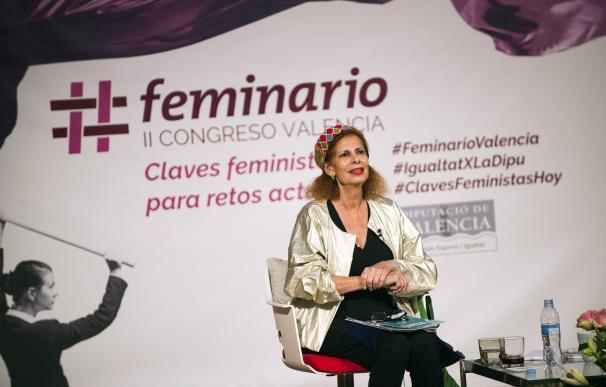 """Alborch: """"La cultura tiene un componente importantísimo de transgresión, aquí se encuentra el vínculo con el feminismo"""""""