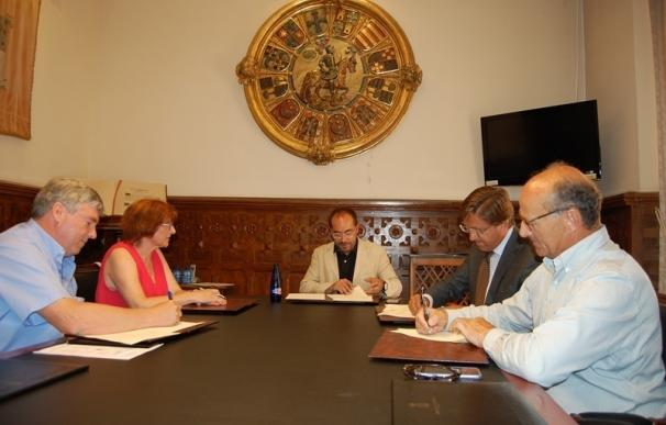 La Diputación de Soria destina 100.000 euros a los Grupos de Acción Local para generar empleo en la provincia