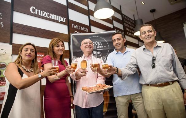 Un total de 55 establecimientos celebran este jueves el Día Mundial de la Tapa con numerosos sorteos